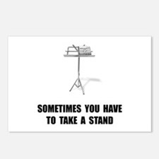 Music Stand Postcards (Package of 8)