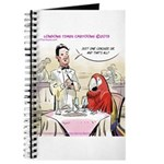 Typical Parrot Dining Journal