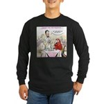 Typical Parrot Dining Long Sleeve T-Shirt