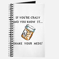 Shake Meds Journal