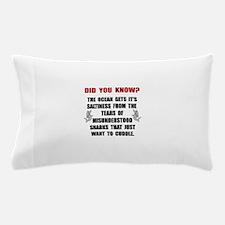 Sharks Cuddle Pillow Case