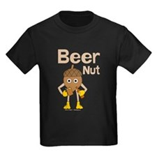 Beer Nut Text T
