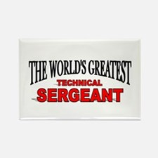 """The World's Greatest Technical Sergeant"" Rectangl"