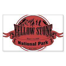 yellowstone 1 Decal