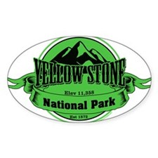 yellowstone 4 Decal