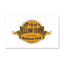 yellowstone 2 Car Magnet 20 x 12