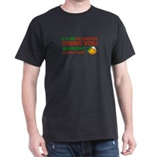 Algerian smiley designs T-Shirt
