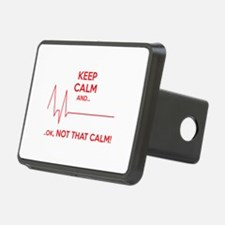Keep calm and... Ok, not that calm! Hitch Cover