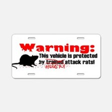 bumper.jpg Aluminum License Plate