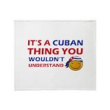 Cuban Blankets