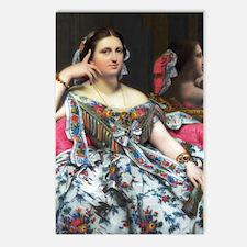Ingres: Mme. Moitessier Postcards (Package of 8)