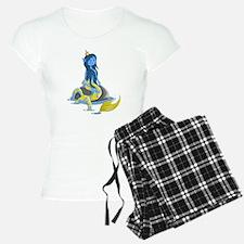 Mermaid Princess Pajamas