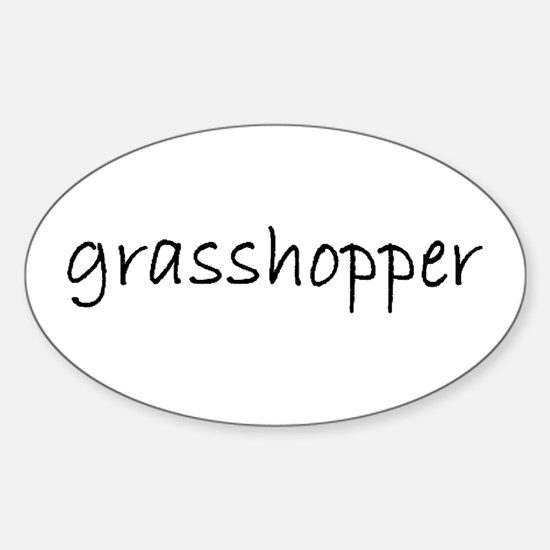 grasshopper 2 Decal