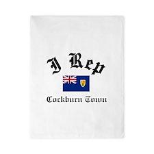 I rep Cockburn Town Twin Duvet