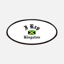 I rep Kingston Patches