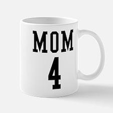 Mom of 4 Mug