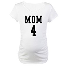 Mom of 4 Shirt