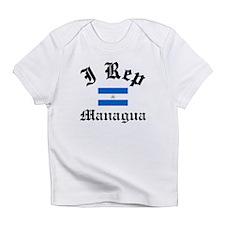 I rep Managua Infant T-Shirt