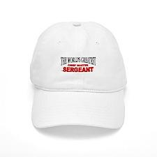 """The World's Greatest Chief Master Sergeant"" Baseball Cap"