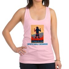 Team Eliza Despicable Desmoid Racerback Tank Top