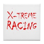 Extreme Racing Tile Coaster