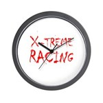 Extreme Racing Wall Clock