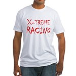 Extreme Racing Fitted T-Shirt