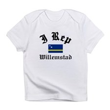 I rep Willemstad Infant T-Shirt