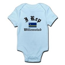 I rep Willemstad Infant Bodysuit