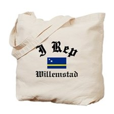 I rep Willemstad Tote Bag