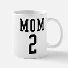 Mom of 2 Mug