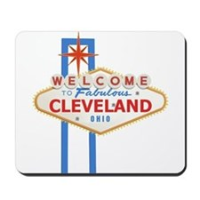 Welcome to Cleveland Mousepad