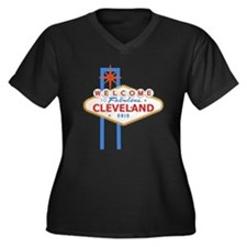 Welcome to Cleveland Plus Size T-Shirt