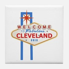 Welcome to Cleveland Tile Coaster