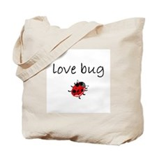 love bug 1 Tote Bag