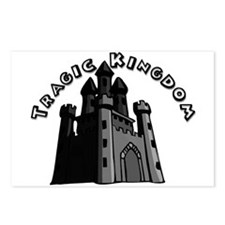 Tragic Kingdom Postcards (Package of 8)
