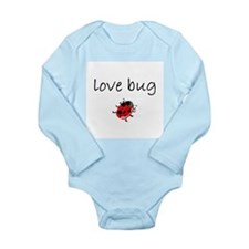 love bug 1 Body Suit