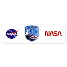 Interstellar Boundary Explorer Bumper Sticker