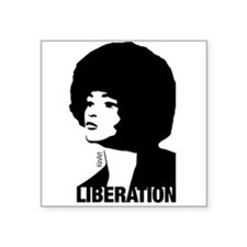 Angela's Liberation Sticker