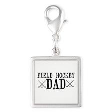 Field Hockey Dad Charms