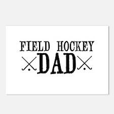 Field Hockey Dad Postcards (Package of 8)