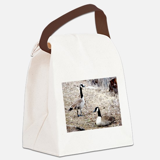 Nature #13 Canvas Lunch Bag