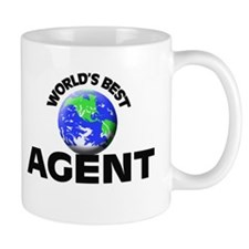 World's Best Agent Mug