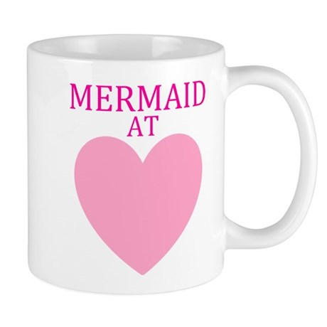 Mermaid at Heart Mug