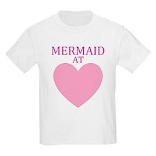 Mermaid at Heart T-Shirt