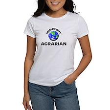 World's Best Agrarian T-Shirt