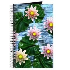 Waterlily reflections Journal