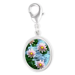 Waterlily reflections Charms