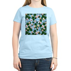Waterlily reflections T-Shirt