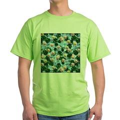 Waterlily reflections T-Shirt